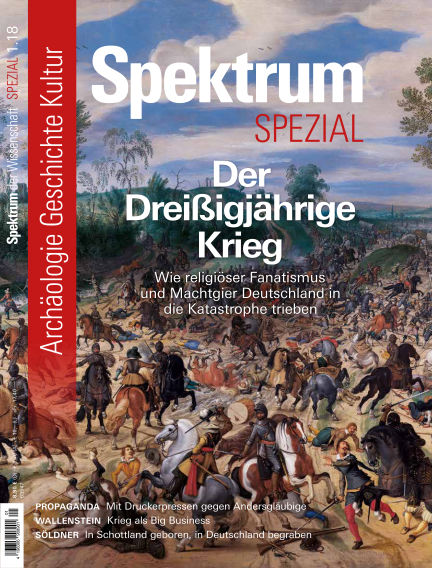Spektrum Spezial March 26, 2018 00:00