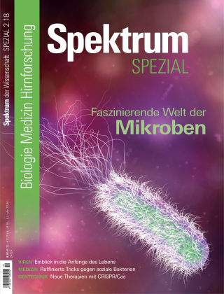Spektrum Spezial Mikroben