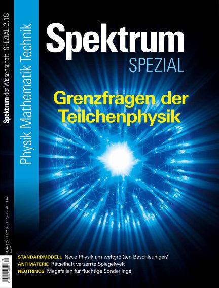 Spektrum Spezial May 25, 2018 00:00