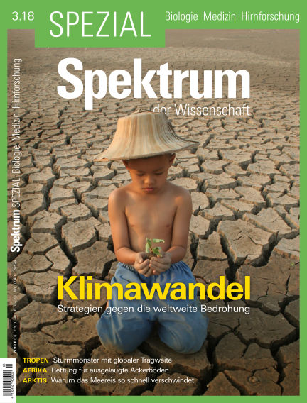 Spektrum Spezial July 27, 2018 00:00