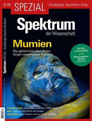 Spektrum Spezial Mumien (REM-Mannh...