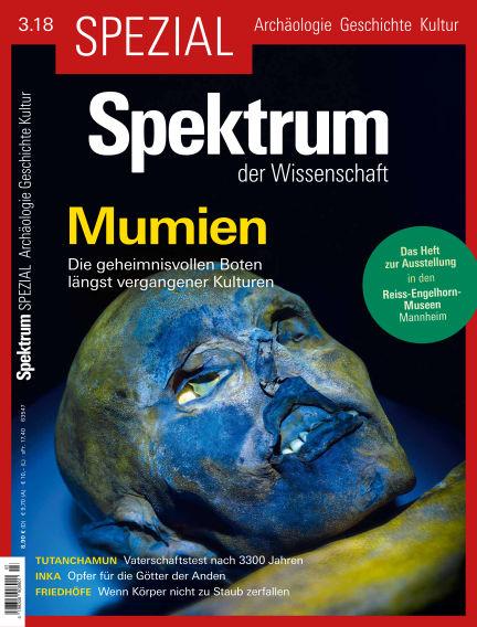 Spektrum Spezial September 21, 2018 00:00