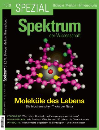 Spektrum Spezial Moleküle des Lebens