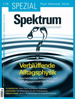 Spektrum Spezial Alltagsphysik