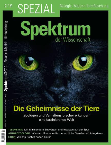 Spektrum Spezial April 26, 2019 00:00