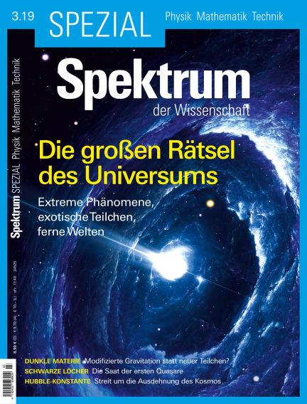 Spektrum Spezial August 23, 2019 00:00