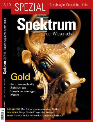 Spektrum Spezial Gold