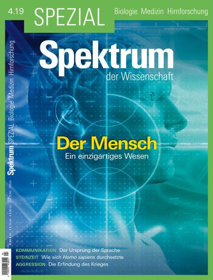 Spektrum Spezial October 25, 2019 00:00