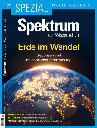 Spektrum Spezial Erde im Wandel
