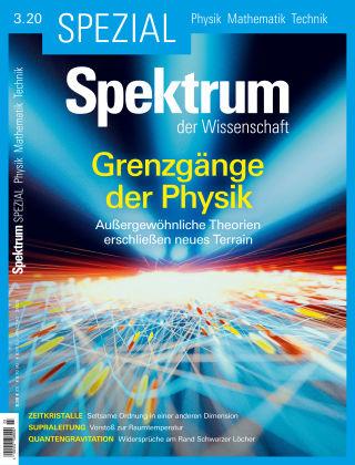 Spektrum Spezial Grenzgänge der P...
