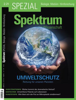Spektrum Spezial Umweltschutz