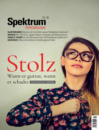 Spektrum Psychologie 01 2018