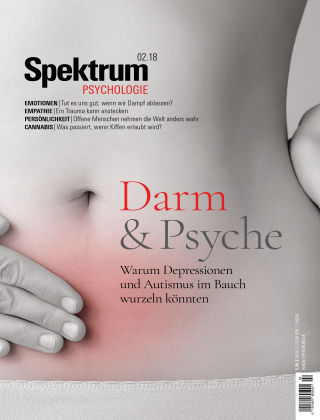 Spektrum Psychologie 2 2018 (Juni Juli)