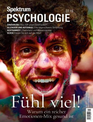 Spektrum Psychologie 1 2019 (Januar Fe...