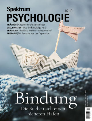 Spektrum Psychologie 2 2019 (März April)