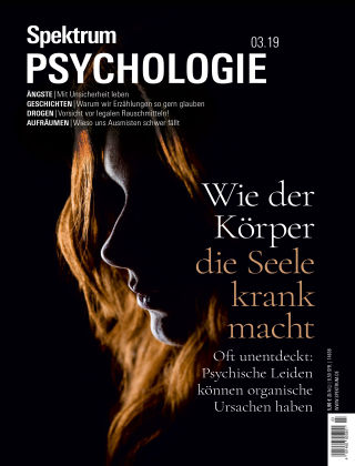Spektrum Psychologie 3 2019 (Mai Juni)