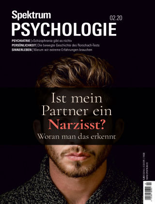 Spektrum Psychologie 2 2020 (März April)