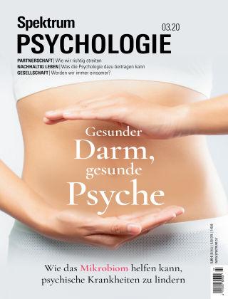 Spektrum Psychologie 3 2020 (Mai Juni)
