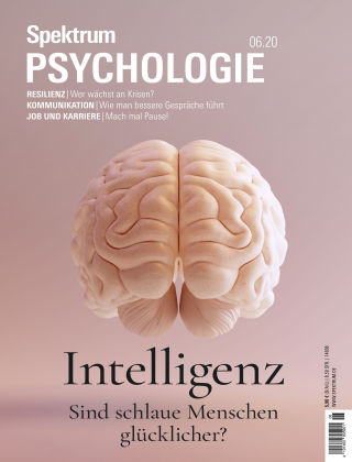 Spektrum Psychologie 6 2020 (November ...