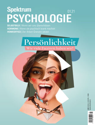 Spektrum Psychologie 1 2021 (Januar Fe...