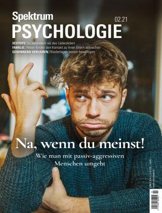 Spektrum Psychologie 2 2021 (März April)