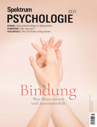 Spektrum Psychologie 3 2021 (Mai Juni)