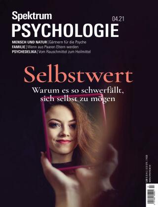 Spektrum Psychologie 4 2021 (Juli August)