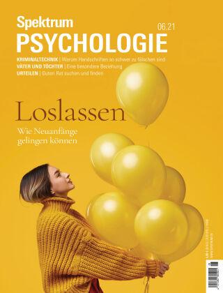 Spektrum Psychologie 6 2021 Loslassen