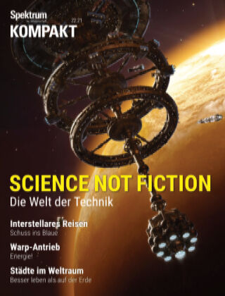 Spektrum Kompakt Science not fiction