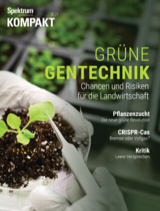 Spektrum Kompakt Grüne Gentechnik