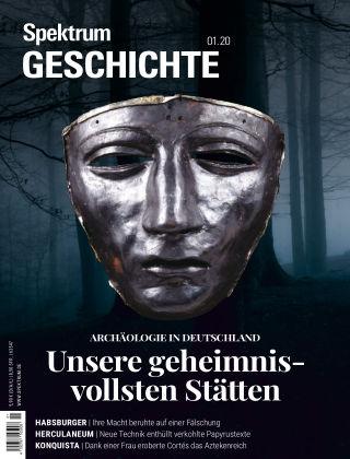Spektrum Geschichte Unsere geheimnisv...