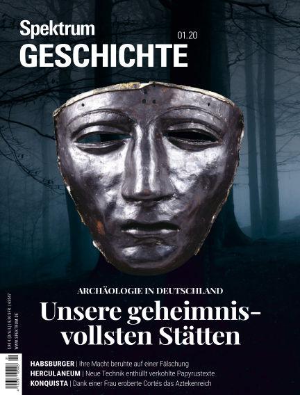 Spektrum Geschichte February 29, 2020 00:00