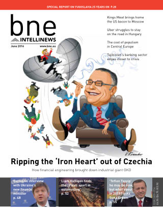 bne IntelliNews June 2016