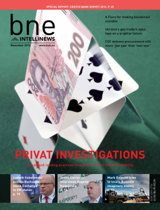 bne IntelliNews November 2016