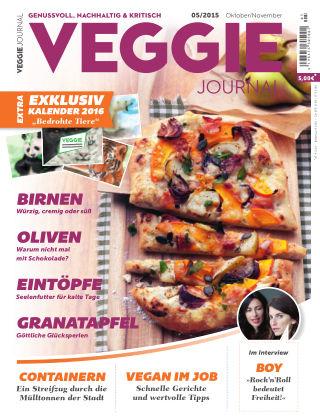 Veggie Journal (eingestellt) Nr. 05 2015