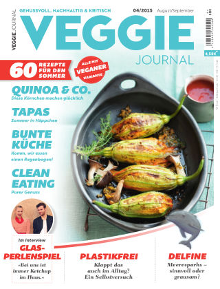 Veggie Journal (eingestellt) Nr. 04 2015