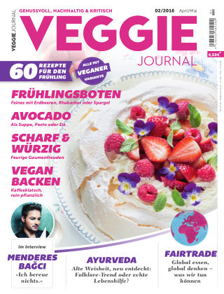 Veggie Journal (eingestellt) Nr. 02 2016