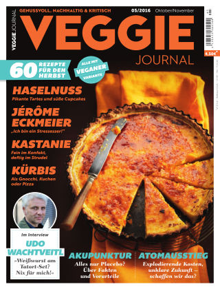 Veggie Journal (eingestellt) Nr. 05/2016