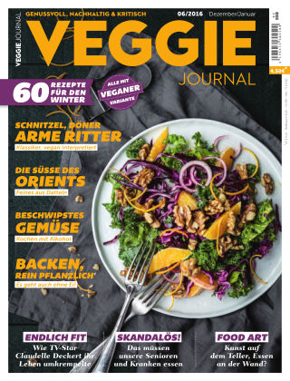 Veggie Journal (eingestellt) Nr. 06/2016