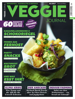 Veggie Journal (eingestellt) Nr. 01/2017