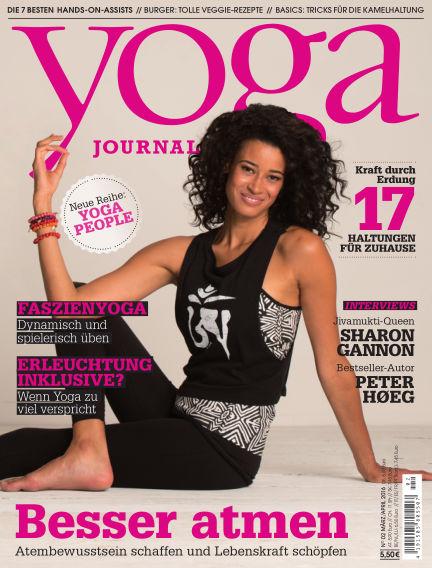 Yoga Journal - DE February 25, 2016 00:00