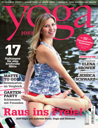 Yoga Journal - DE 04/2016
