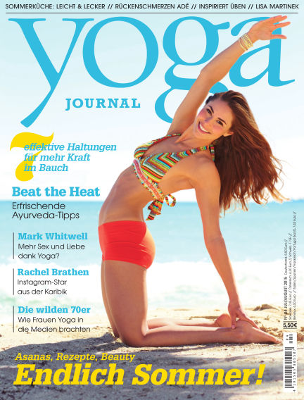 Yoga Journal (DE) June 30, 2015 00:00