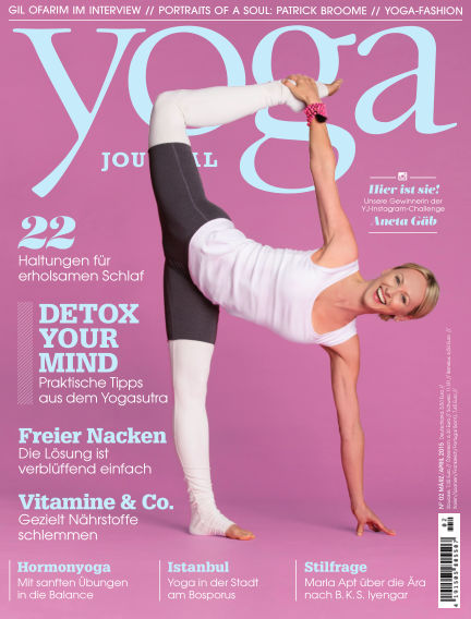 Yoga Journal - DE February 24, 2015 00:00