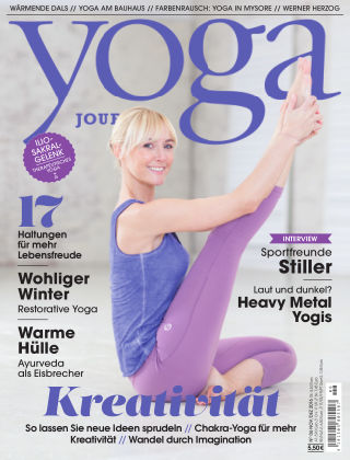 Yoga Journal - DE 06/2016