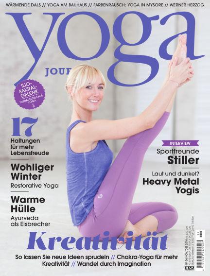 Yoga Journal - DE October 27, 2016 00:00