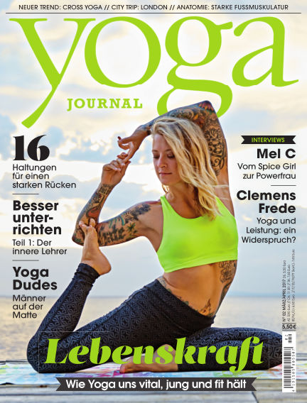 Yoga Journal - DE February 23, 2017 00:00