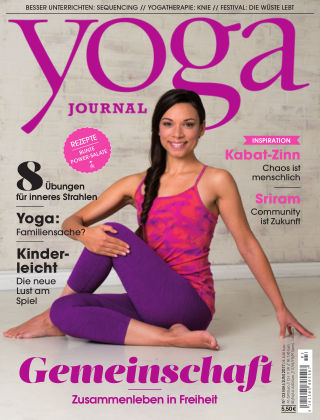 Yoga Journal - DE 03/2017