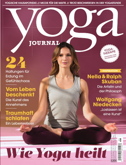 Yoga Journal - DE October 26, 2017 00:00