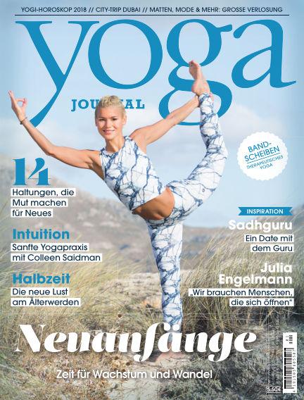 Yoga Journal - DE December 21, 2017 00:00